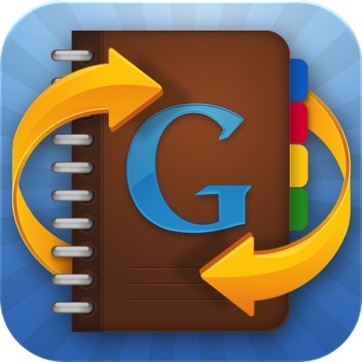 Contacts Sync for Google Gmail with Auto Sync app logo