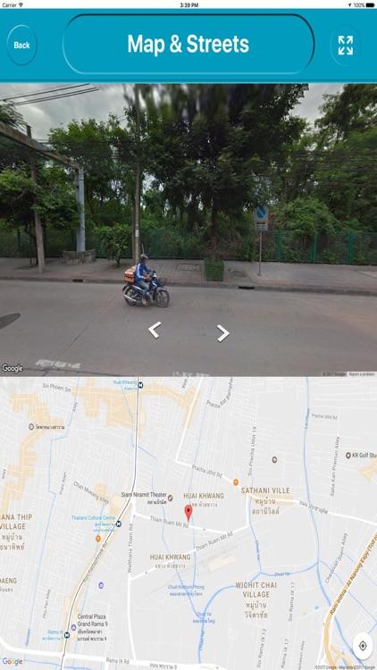 Bangkok Thailand Offline Map Navigation GUIDE screenshot-3