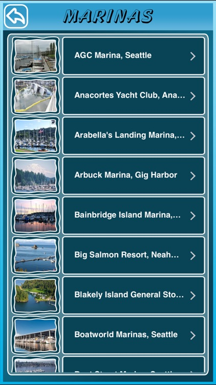 Washington State Marinas screenshot-2