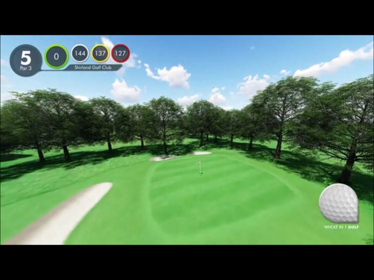 Shirland Golf Club - Buggy screenshot-3
