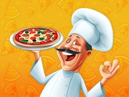 PizzaMoji - pizza stickers & emojis for restaurant