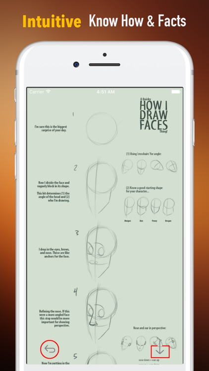 How to Draw Faces-Beginners Tutorial and Guide