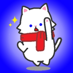 Inimitable White Cat - New Stickers pack!!!