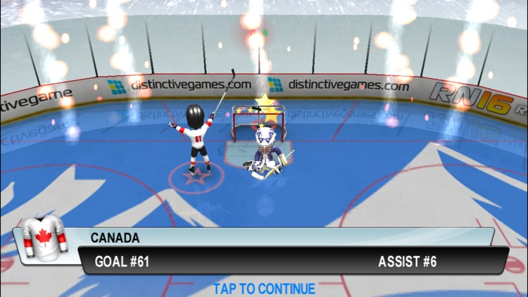 Arcade Hockey 18 screenshot-2