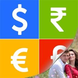 Secret Currency Converter - Hide photos & videos