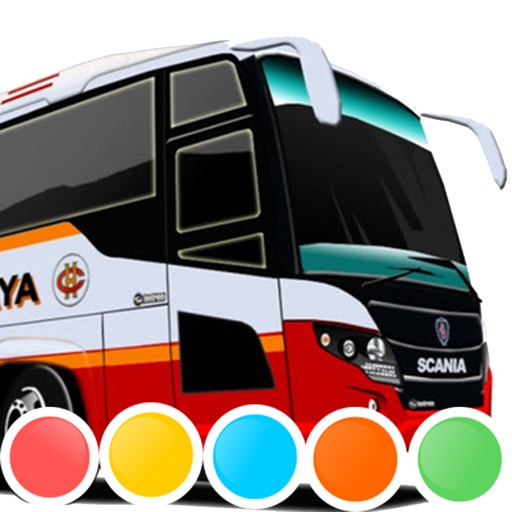 Bus Simulator Indonesian - Harapan Jaya Telolet Om