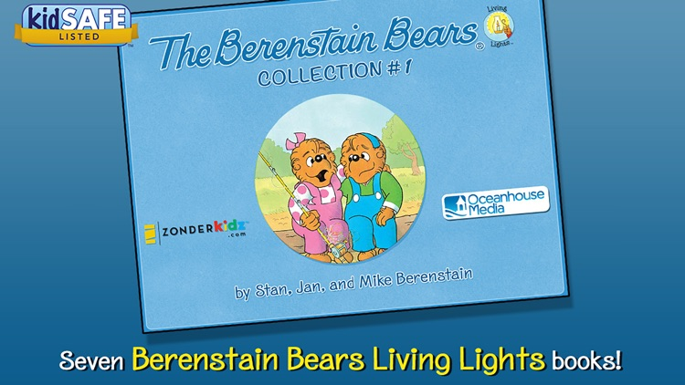 The Berenstain Bears Living Lights Collection #1 screenshot-0
