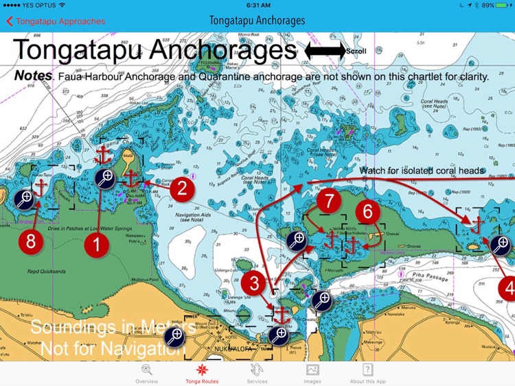 Sail Tonga Cruising Guide screenshot-2