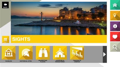 Piraeus City Guide, Athens screenshot three