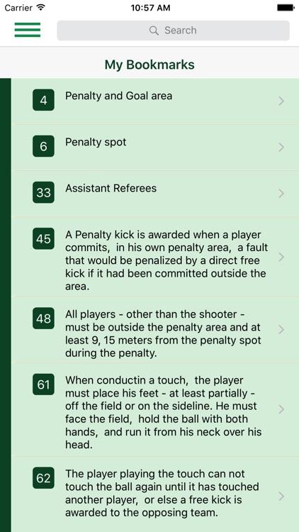 Football rules screenshot-4