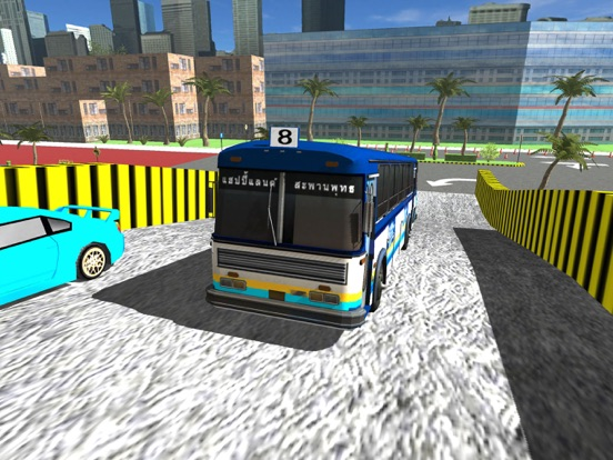 Bus Driving School 2017 PRO - Full SIM version screenshot 7