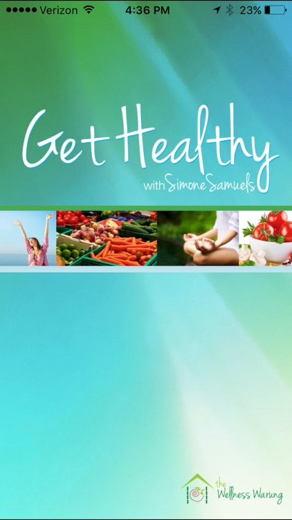 Get Healthy, Be Happy and Feel Hot!