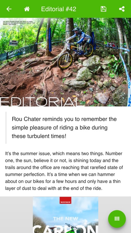 IMB Free Mountain Bike Magazine screenshot-4