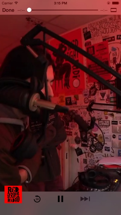 RedLightRadio screenshot-2