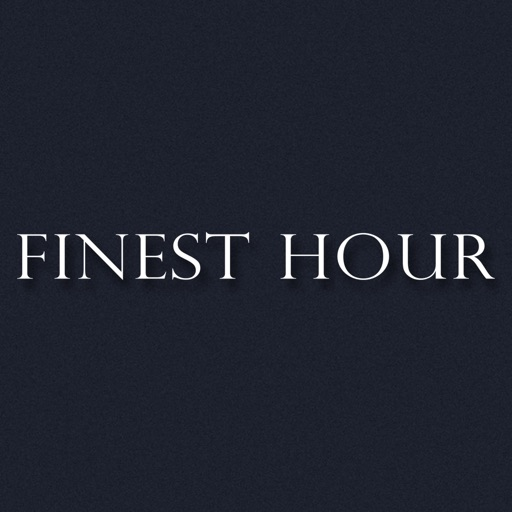 Finest Hour Magazine icon