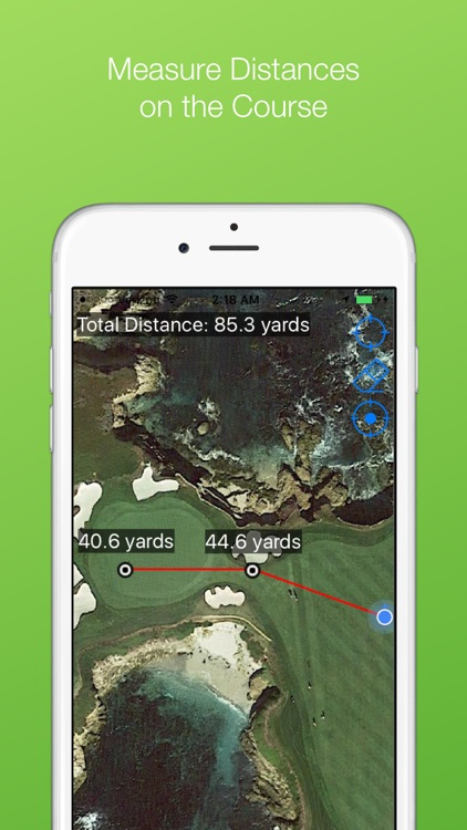 Golf GPS Range Finder Pro