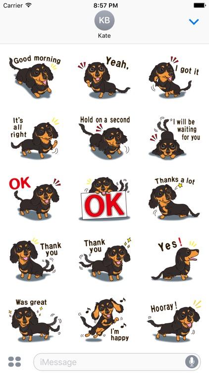 WeinerMoji. Stickers by Design111