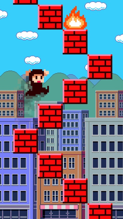 動作 遊戲 - 超級 樓梯 -屏幕截圖1
