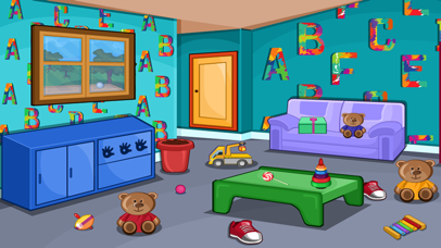 Escape Games-Amusing Kids Room-2