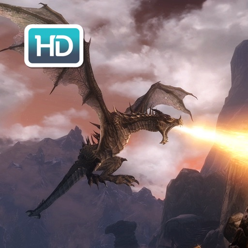 Dragon Fire Flame HD Wallpapers & Backgrounds