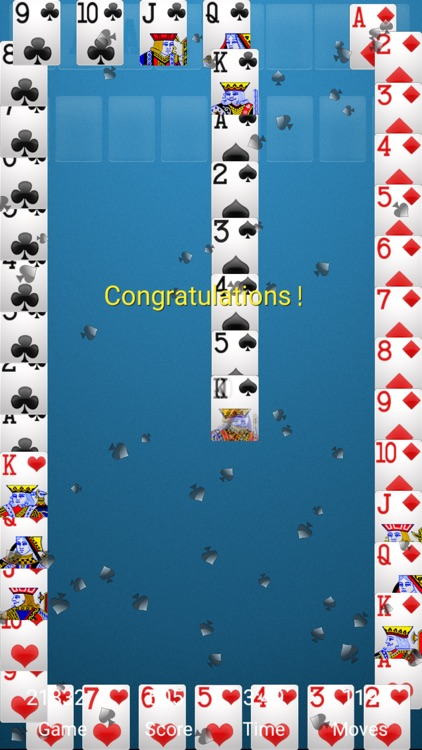 FreeCell Solitaire Classics screenshot-4