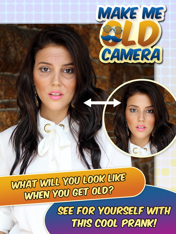 see what you look like when older app