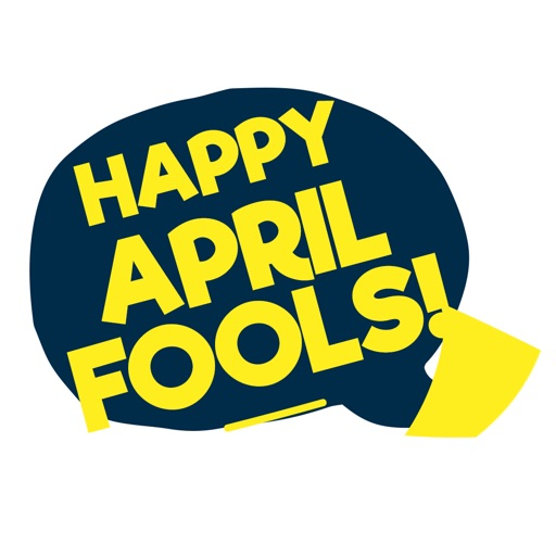 Fun & Weird Stickers for April Fool's Day