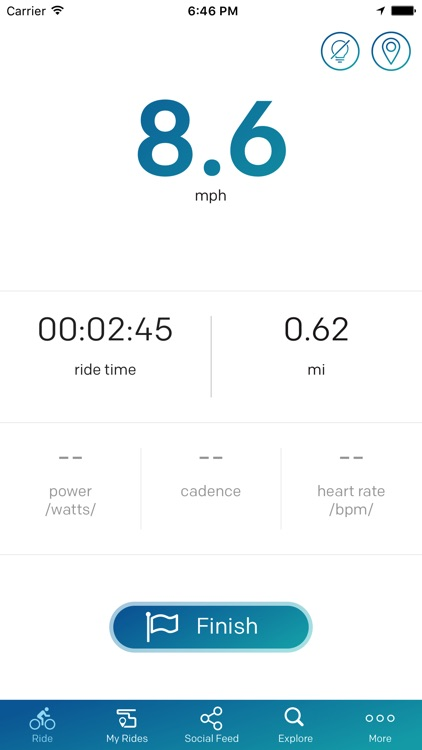 blackriver cycling - GPS Ride Tracker