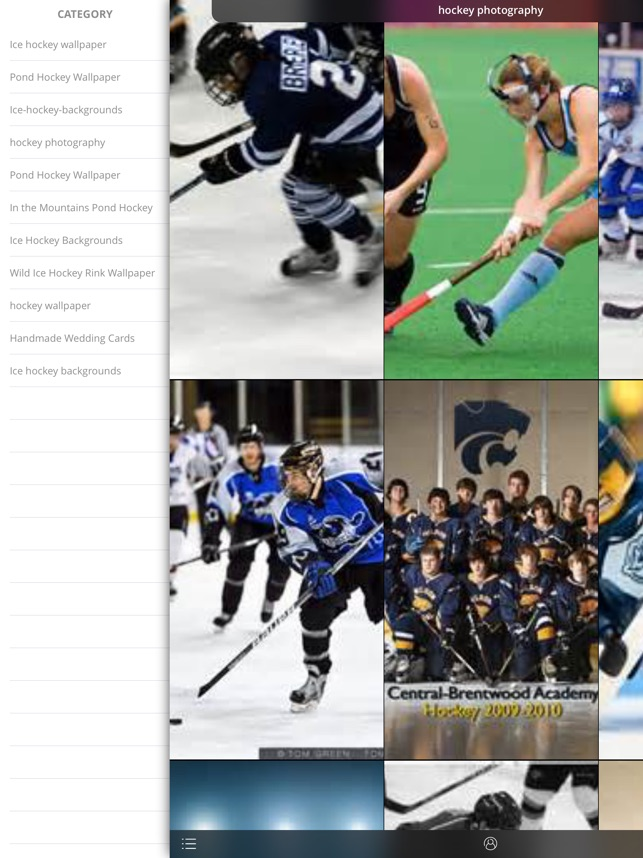 HD Ice Hockey Wallpapers Backgrounds On The App Store