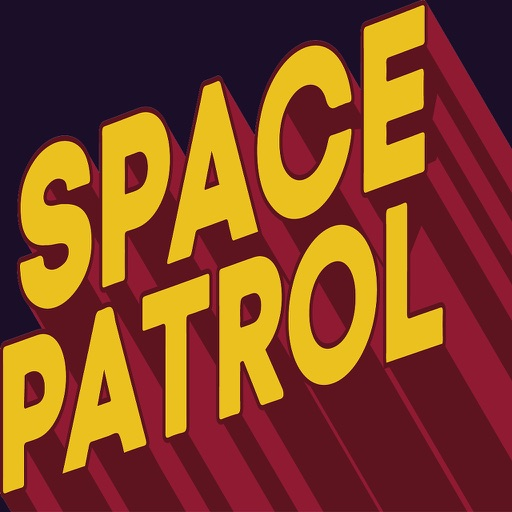 Space Patrol Sticker Pack #1
