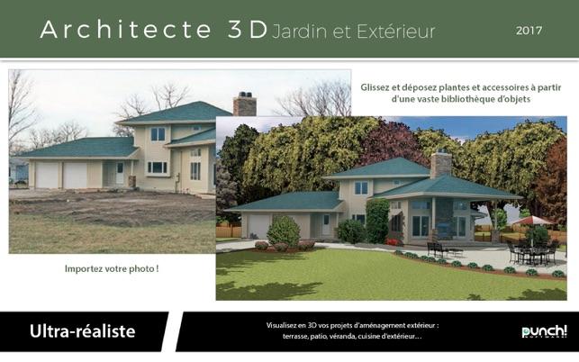 Mac app store architecte 3d jardin et ext rieur 2017 for Jardin 3d mac