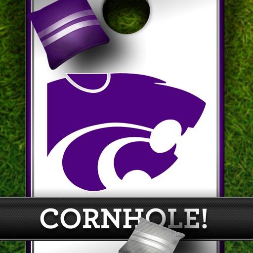 Kansas State Wildcats Cornhole