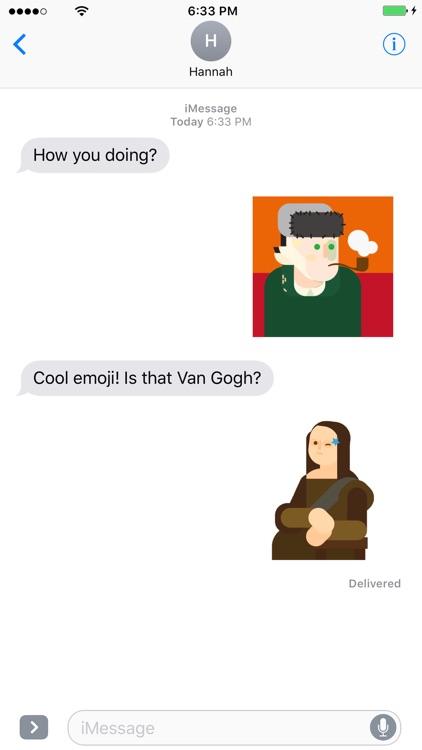 Artmoji - Art Emoji screenshot-0