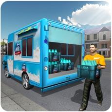Activities of Milk Delivery Van – Trailer Truck Driver