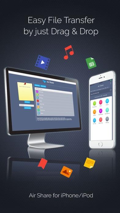 Screenshot Air Share : Wifi File Transfer