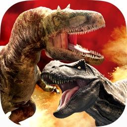 Dinosaur Battle