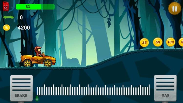 Uphill Car Racing screenshot-3