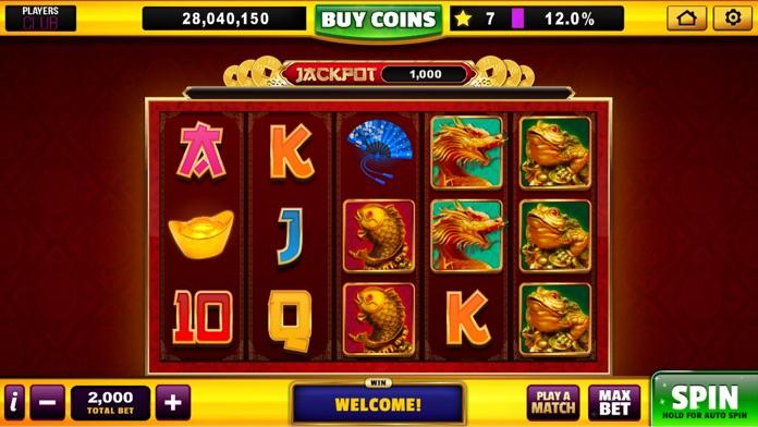 Good Fortune Slots - Casino Screenshot