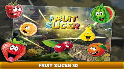 Fruit Slicer - 3D