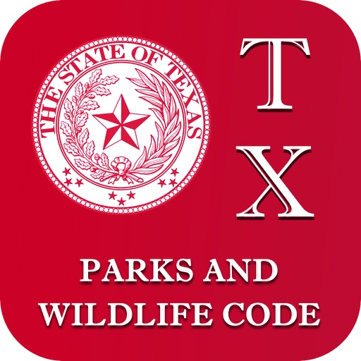 Texas Parks and Wildlife Code 2017