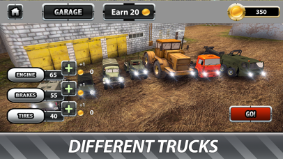 Russian Truck Drive Simulator screenshot 2