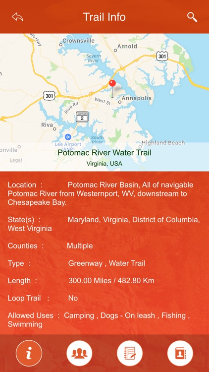 Virginia State Parks & Trails screenshot-3