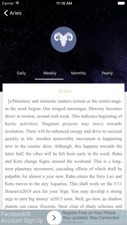 Horoscope Pro 2017