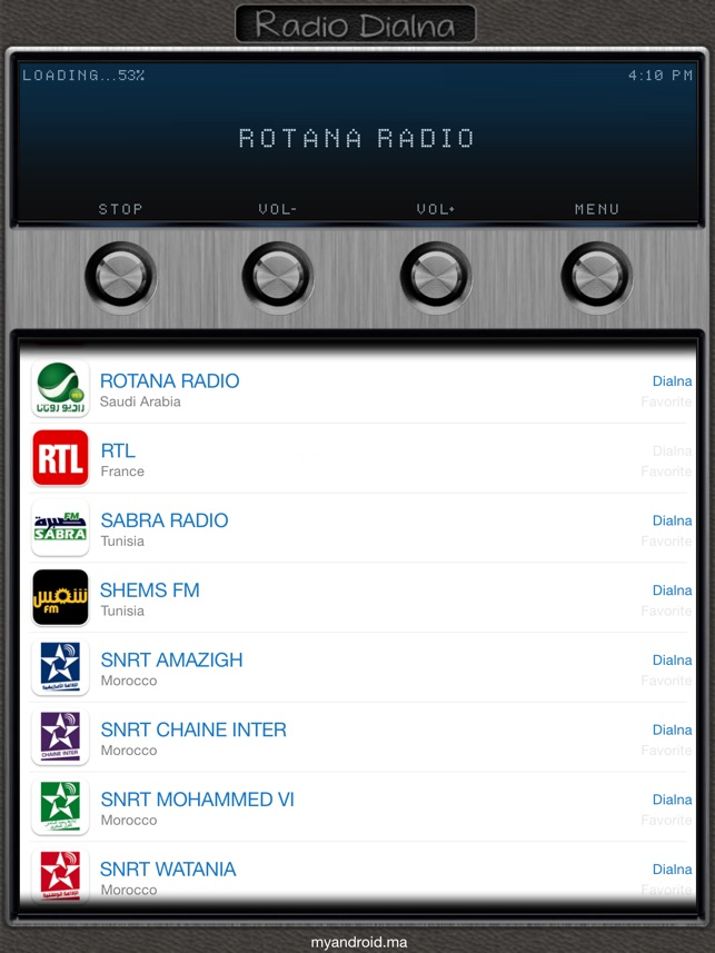 radio dialna