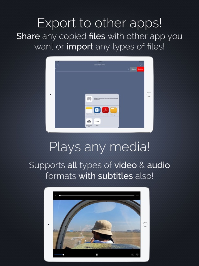 Air share file transfer pro on the app store air share file transfer pro on the app store ccuart Image collections