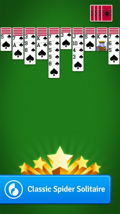 Spider Solitaire by MobilityWare screenshot-0