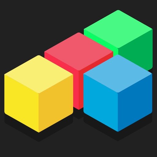 Free to Fit: Color block puzzle logic stack dots