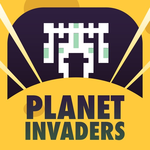 Planet Invaders - Space Invaders on Steroids