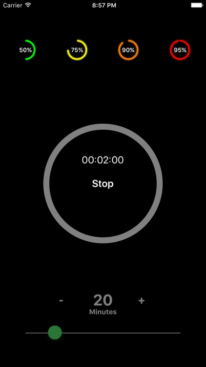 1-Click Timer screenshot-1