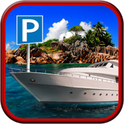 机动船停车船舶的SIM软件模拟器2017年